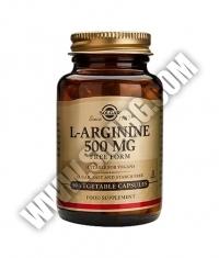 SOLGAR L-Arginine 500mg. / 50 Caps.