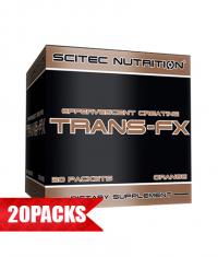 SCITEC Trans–FX 20 Packs.