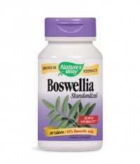 NATURES WAY Boswellia Standardized 60 Tabs.
