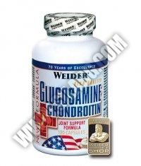 WEIDER Glucosamine & Chondroitin 120 Caps.