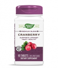 NATURES WAY Cranberry Standardized 60 Tabs.