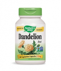 NATURES WAY Dandelion Root 100 Caps.