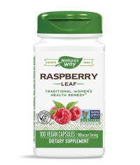 NATURES WAY Red Raspberry Leaves 450 mg / 100 Caps