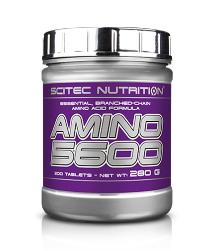 SCITEC Amino 5600 / 200 Tabs.