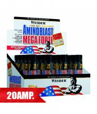 WEIDER Amino Blast Mega Forte 20 Amp.