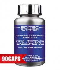 SCITEC Taurine / 90 Caps.