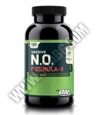 OPTIMUM NUTRITION Vassive-NO Formula-X 180Tabs