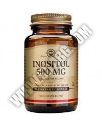 SOLGAR Inositol 500mg. / 50 Caps.