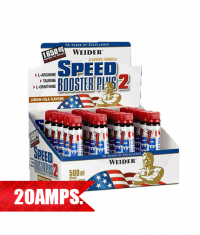 WEIDER Speed Booster Plus 2 / 20 Amp.