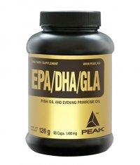 PEAK EPA / DHA / GLA 90 Caps
