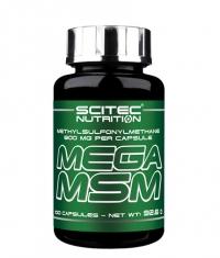 SCITEC Mega MSM 800 mg. / 100 Caps.