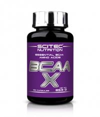 SCITEC BCAA-X 120 Caps.