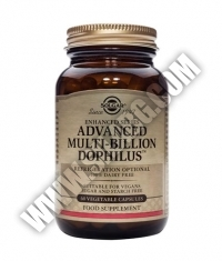 SOLGAR Advanced Multi-Billion Dophilus 60 Caps.
