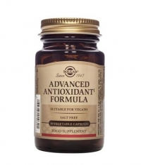 SOLGAR Advanced Antioxidant Formula 30 Caps.