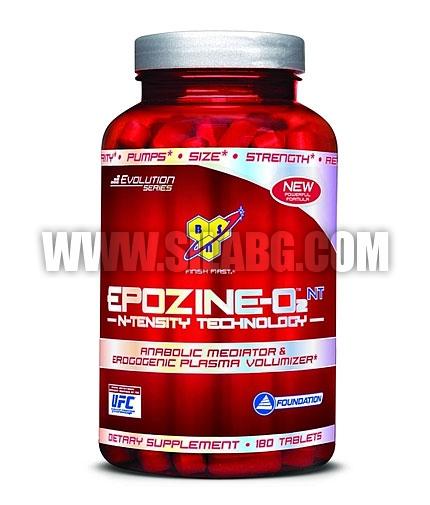 BSN Epozine-O2 180 Tabs.
