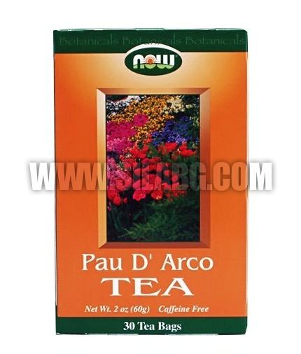 NOW Pau D'Arco Tea 30 Bags