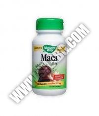 NATURES WAY Maca Root 100 Caps.