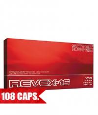 SCITEC Revex-16 108 Caps.