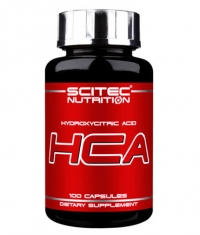 SCITEC HCA (Hydroxy Citric Acid) 100 Caps.