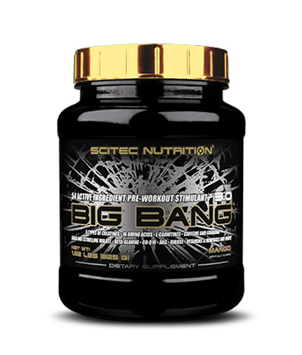 SCITEC Big Bang 3.0 825 gr.