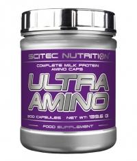SCITEC Ultra Amino 200 Caps.