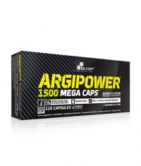 OLIMP Argi Power Mega Caps 1500 mg. / 120 Caps.