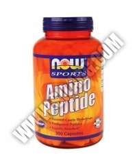NOW Amino Peptide 300 Caps.