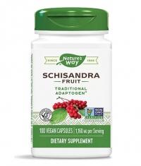 NATURES WAY Schisandra Fruit 580 mg / 100 Caps.
