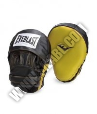 EVERLAST Professional Mantis Punch Mitts /Black-Yellow/