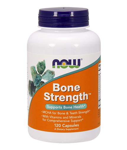 NOW Bone Strentgth 120 Caps.