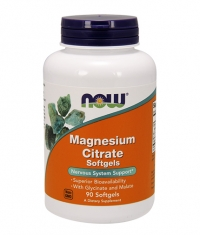 NOW Magnesium Citrate 134mg. / 90 Softgels