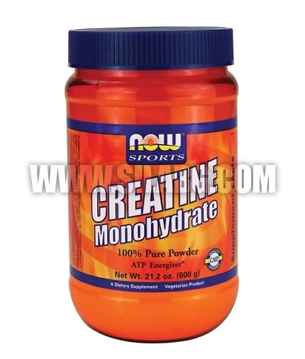 NOW Creatine Monohydrate Powder