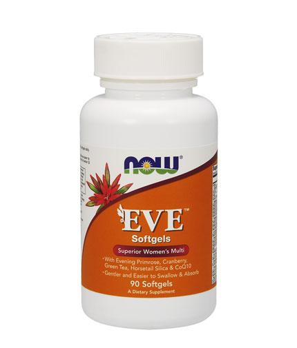 NOW Eve Women's Multiple Vitamin 90 Softgels