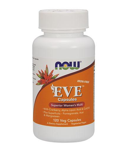 NOW Eve Women's Multiple Vitamin / 120 VCaps.