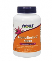 NOW AlphaSorb-C™ 1000 mg. / 60 Tabs.