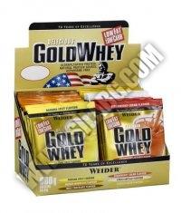 WEIDER Gold Whey Protein 30 Packs