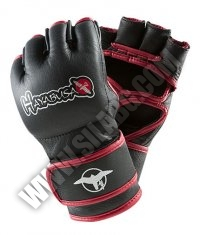 HAYABUSA FIGHTWEAR Pro MMA Gloves /Black/