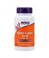 NOW Alpha Lipoic Acid 250 mg. / 60 VCaps.