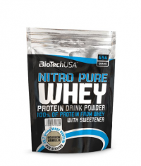 BIOTECH USA Nitro Pure Whey Gold