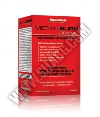 MUSCLEMEDS MethylBurn Extreme 60 Caps.