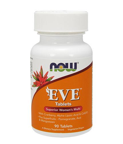 NOW Eve Women's Multiple Vitamin / 90 Tabs.