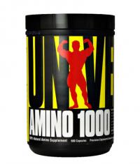 UNIVERSAL Amino 1000 / 500 Caps.