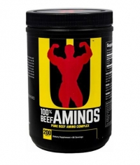 UNIVERSAL 100% Beef Aminos 200 Tabs.