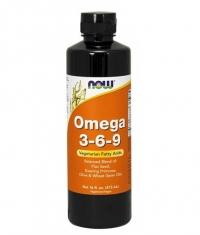 NOW Omega 3-6-9 / 473 ml.