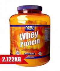 NOW Whey Protein