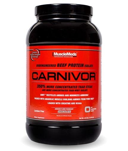 MUSCLEMEDS Carnivor 2 lbs.