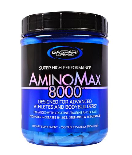 GASPARI Aminomax 8000 / 325 Tabs.