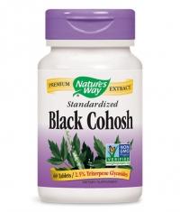 NATURES WAY BLACK COHOSH - 60 tabs.