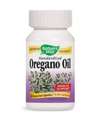 NATURES WAY Oregano Oil Standardized 60 Caps.