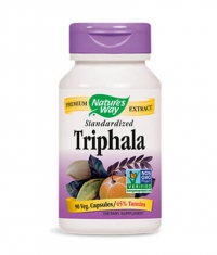 NATURES WAY Triphala Standardized 90 Caps.